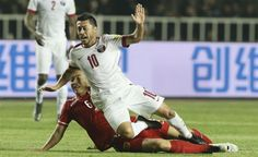 China derrota a Qatar en Copa Mundial de Fútbol Rusia 2018. Visite nuestra página y sea parte de nuestra conversación: http://www.namnewsnetwork.org/v3/spanish/index.php  #malasia #malaysia #nnn #bernama #kl #china #qatar #football #futbol #deportes #rusia #copamundial #noticias