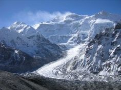 Kanchenjunga North Trek      If you want to experience Nepal as it used to be, if you are up for a serious challenge, and if you are interested in going to a remote area with fantastic scenery and a true sense of wilderness, then one of the two Kanchenjunga treks may be just right for you.  Kanchenjunga, the third highest peak in the world, sits on the border between Nepal and India. For that reason it is not possible to circumnavigate the mountain.