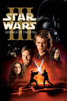 Check out Hyperion Adventures Podcast Rob joins hosts Tom & Michelle as they continue their series Star War Remembered-Star Wars Episode III Revenge of the Sith. They discuss the scenes that affected them the most and fun facts about the movie. Sith, Star Wars Poster, Star Wars Art, Star War Episode 3, Princesa Leia, Mundo Dos Games, Star Wars Watch, Hayden Christensen, Star Wars Pictures