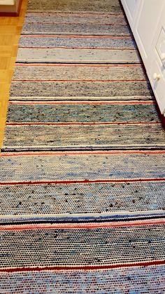 Rag Rugs, Tear, Loom Weaving, Scandinavian Style, Bauhaus, Pattern Design, Fiber, Textiles, India