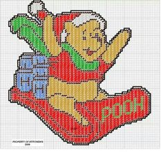 Pooh bear decoration