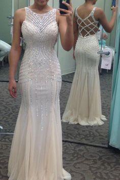 Newest O-Neck Mermaid Prom Dresses,Long Prom Dresses,Cheap Prom Dresses, Evening Dress Prom Gowns, Formal Women Dress,Prom Dress