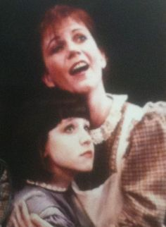 Melody Kay And Tracey Ann Moore As Mary Martha In The Secret Garden US
