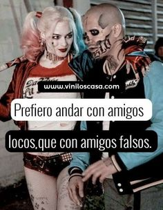BOOOOM !!!! 💥  . . . .   Entrar aquí ➡️ www.vinioscasa.com  . . . .  #viniloscasa #vinilosbaratos #myvinilo #mivinilo #myvinilos #mivinilos #tenvinilo #tenvinilos #tenervinilo #tomavinilo #tienesvinilos #tengovinilo #tenemosvinilos #tenstickers #vinilosdecorativos #latiendadelaspegatinas #decorarconvinilos #frases #frasesparacompartir #frasesdelavida #HarleyQuinn Margot Robbie Harley, Cool Phrases, Joker And Harley Quinn, Love Messages, Queen, Humor, Cool Stuff, Beauty Hacks, Instagram