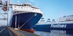 Услуги на маршруте Мальмо - Травемюнде | Finnlines