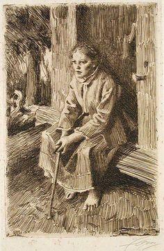 Zorn, Anders Leonard (Swedish, 1860-1920)