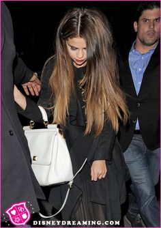 not a Selena fan, but I really love this new look