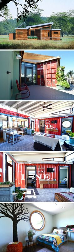 Container House - THE NEST SHIPPING CONTAINER HOME Who Else Wants Simple Step-By-Step Plans To Design And Build A Container Home From Scratch?