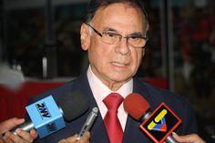 Alí Rodríguez Araque, ex ministro de Energía y Petróleo; Finanzas y Energía Eléctrica, y actual