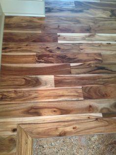 Asian Walnut Hardwood Floors.