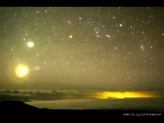 NIBIRU at Hawaii Observatory!! 8.14.12  Gorgeous rising starscape