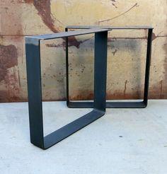 3u0027u0027x3/8u0027u0027 Flat Bar Bench And Coffee Table Legs