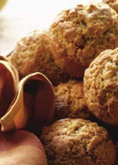 Muffins de Pêra