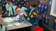 Year 3 changing the world by creating a bionic limb