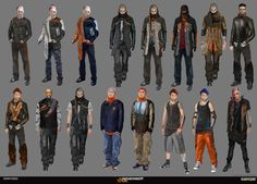 Concept art for REMEMBER ME at DONTNOD had a fucking blast on this game!!! ©CAPCOM CO., LTD. 2013 ALL RIGHTS RESERVE