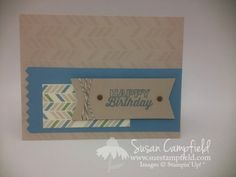 Fun With Masculine Projects and May Paper Pumpkin monthly kit subscription!  Six projects!