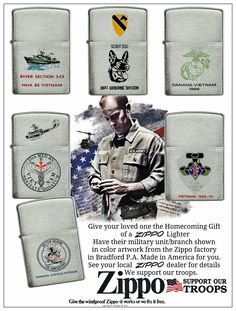 Zippo Limited Edition, Custom Zippo, Marine Special Forces, Military Units, Pipes And Cigars, Us Marines, Zippo Lighter, Old Ads, Us Army