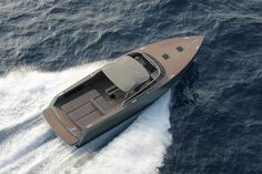 VanDutch 40' Boat, Gallery, Design, Boats, Dinghy, Roof Rack, Ship