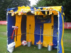 go nuts for our coconut shy! Fair Rides, Family Fun Day, Fun Fair, Coconut, Joy, Events, Outdoor Decor, Glee, Being Happy