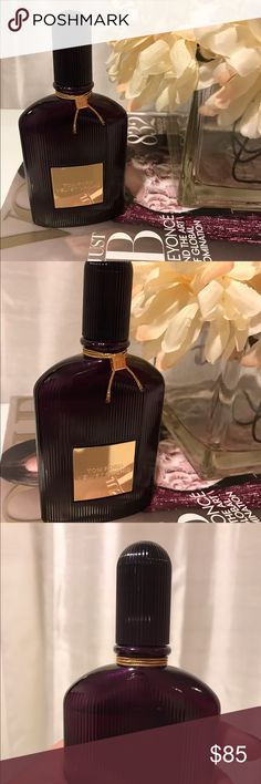 Tom Ford Velvet Orchid Perfume It was a gift and the scent is not my style. Open to offers. Tom Ford Other
