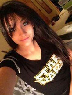 Paris Jackson Star wars
