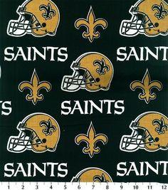 New Orleans Saints-NFL Cotton Fabric