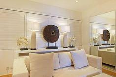 The Heron - TV room - Nox Rentals Cape Town holiday rental property