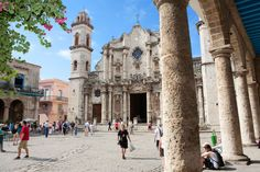 """Havana, Cuba """"It's remarkable what the opening of the United States is going to do for Cuba,"""" says Kelly. Also, Havana is having a biennial this year, which means a bustling art scene from May 22 to June 22."""
