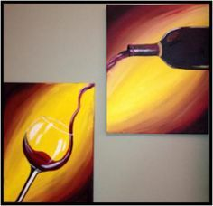 Dining Rooms, Painting Class, Sip Events, Painting And Sip, Canvas Painting, Canvas Art, Painting Ideas, Paint And Sip, Artworks Secret