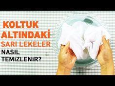 Koltuk Altındaki Sarı Lekeler Nasıl Temizlenir? - YouTube Youtube, Cases, Youtubers, Youtube Movies