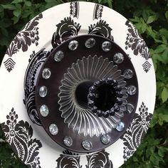 New garden art!