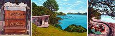 Rachel Olsen | Artists | New Zealand Paintings