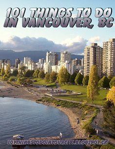 101 Things to Do...: Search results for Vancouver, BC
