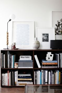 VINTAGE LUXE | book shelves | storage | Urban Home | Home | Home Decor | living spaces | spaces | decor | DIY | modern | contemporary | interior design | Schomp MINI