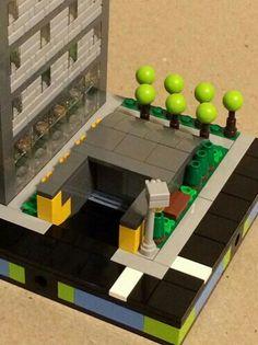Micropolis underground parking