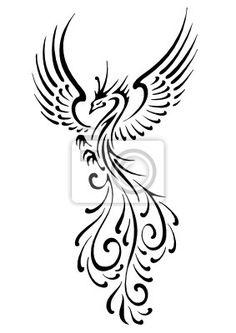 tatuaggio fenice - Cerca con Google