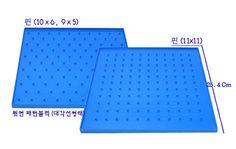 [양면지오보드(11pin+패턴블럭용)-(EDU1512)]