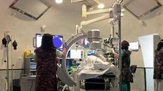 La Paz es uno de los primeros centros en usar la ecoendoscopia para tratar un tumor pancreático con radiofrecuencia