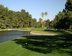 Randolph North Golf Course in Tucson, AZ -  The scenic course setting offers numerous tall trees, lush fairways, and a beautiful view of the mountains surrounding Tucson.   http://www.visittucson.org/things-to-do/golf/