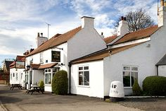 The Wolds Inn at Huggate East Riding of Yorkshire England, via Flickr.