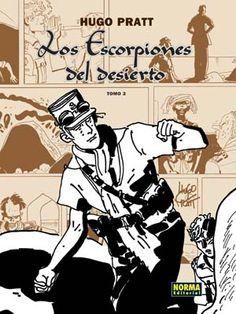 LOS ESCORPIONES DEL DESIERTO 02. Norma editorial
