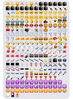 Los usuarios de iPhone y iPad van a tener en breve nuevos emoticonos disponibles en sus dispositivos.  Apple ha incluido los nuevos emojis aprobados por e