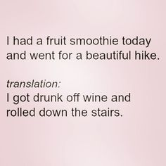Bahahahaha!!! #winequote FOLLOW ME for a daily dose of vino fun! Cheers!!!