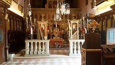 Paleokastritsa Monastery, Corfu - TripAdvisor Mykonos Greece, Crete Greece, Athens Greece, Santorini, Greek Isles, Greece Islands, Places To Travel, Travel Destinations, The Monks