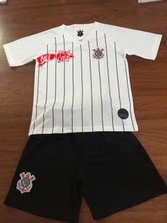c18a996eeae Kids/Youth Corinthians 19/20 Wholesale Home Cheap Soccer Kit Sale Cheap  Jersey Kids