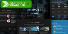 [ThemeForest]Free nulled download Onehost - Responsive Hosting Joomla Template from http://zippyfile.download/f.php?id=24251 Tags: blog, business, css3, gallery, hosting, isotop, multipurpose, one page, parallax, portfolio