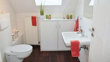 Cut your Bathroom Sink Plumbing Costs smartly with these cool tips by our plumbing experts in UK. Steam Showers Bathroom, Small Bathroom, Bathroom Sink Plumbing, Piece A Vivre, Modern Bathroom Design, Bathroom Designs, Bathroom Ideas, Getting Organized, Declutter
