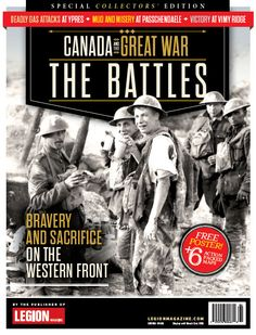 Canada's Ultimate Story On The Battles Canada's Ultimate Story continues with the sixth instalment of the award-winning series. From their baptism of fire at the Second Battle of Ypres in April 1915 through to the Hundred Days campaign, Canadian soldiers experienced one fierce ground battle after another. Just in time for the war's centenary, we present Canada's story of battle on the Western Front. Second Battle Of Ypres, Canadian Soldiers, Hundred Days, Canadian History, The Hundreds, S Stories, Health Matters, Poster On, Sports And Politics
