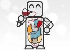 "Huffington Post ""Your Body on Stress"" infographic #healthtips Christinelusita.com"