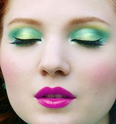 st.patty day makeup